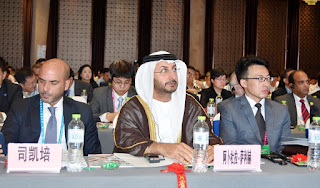 Ministry of Economy showcases UAE's trade and investment opportunities at 5th China-Eurasia Expo