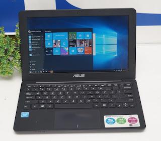 Jual Asus E202S Notebook Bekas