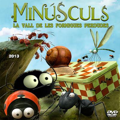 Minúsculs - La vall de les formigues perdudes - [2013]