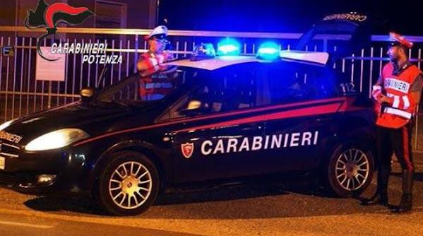 Potenza: due arresti per rapine commesse nel 2019 a Potenza e a Lesina (Fg)