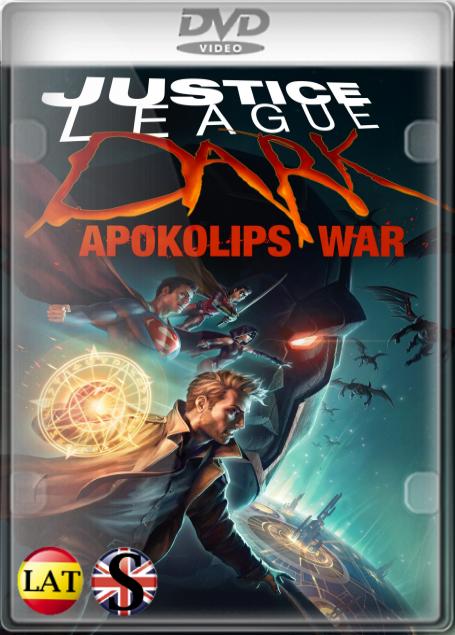 La Liga de la Justicia Oscura: Guerra Apokolips (2020) DVD5 LATINO/INGLES