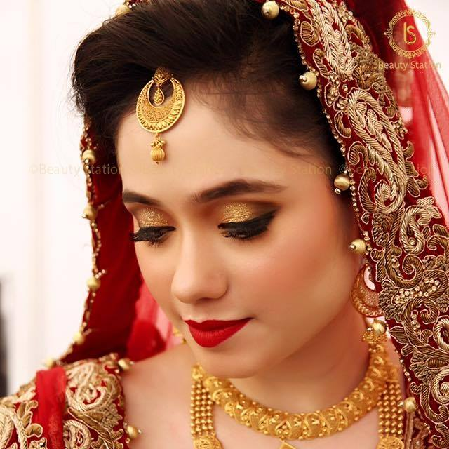 Beautiful Wedding Makeup