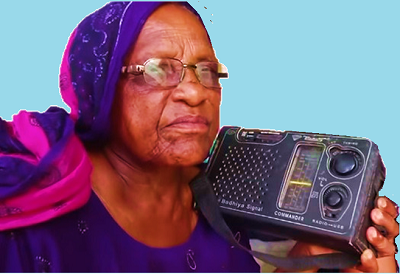 The radio turned out to be the means of education to Hirbai-which impacted the lives of thousands of illiterate villagers.