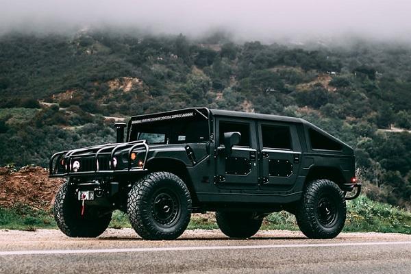 Hummer H1 #006 Mil-Spec