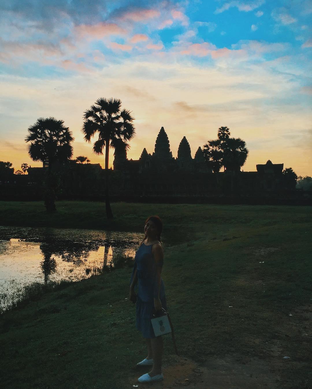Top 4 Instagrammable Spots In Cambodia (Siem Reap)