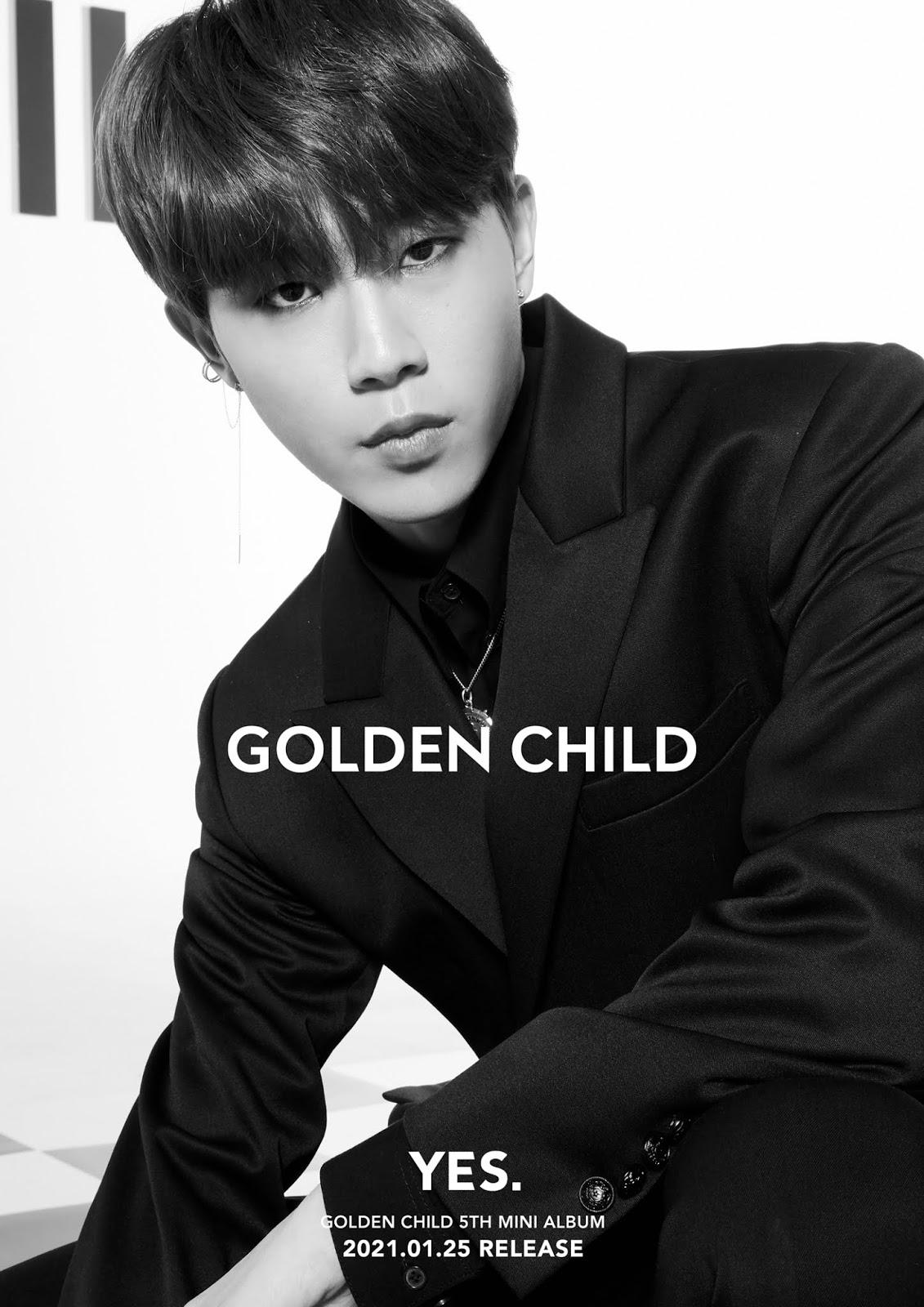 golden child yes comeback donghyun