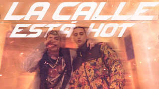 LETRA La Calle Está Hot Chulu ft Franky Style