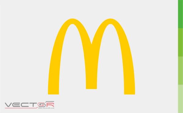 McDonald's Logo - Download Vector File CDR (CorelDraw)