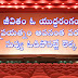 Telugu Life inspirational Quotes || life Success  Quotes in Telugu