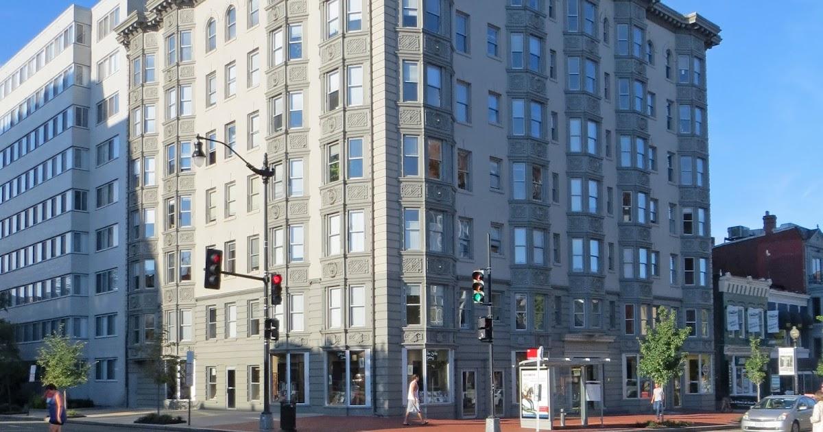 Thomas Pickford And The Toronto Apartments In Dupont Circle   Streets Of  Washington