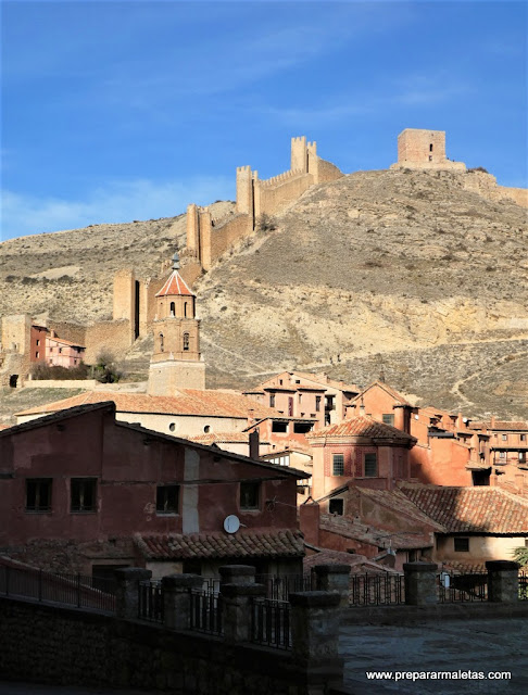 Albarracín un pueblo imprescindible para ver en España