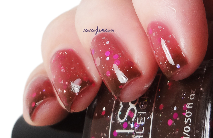 xoxoJen's swatch of Miss Ashleigh: Punk Princess
