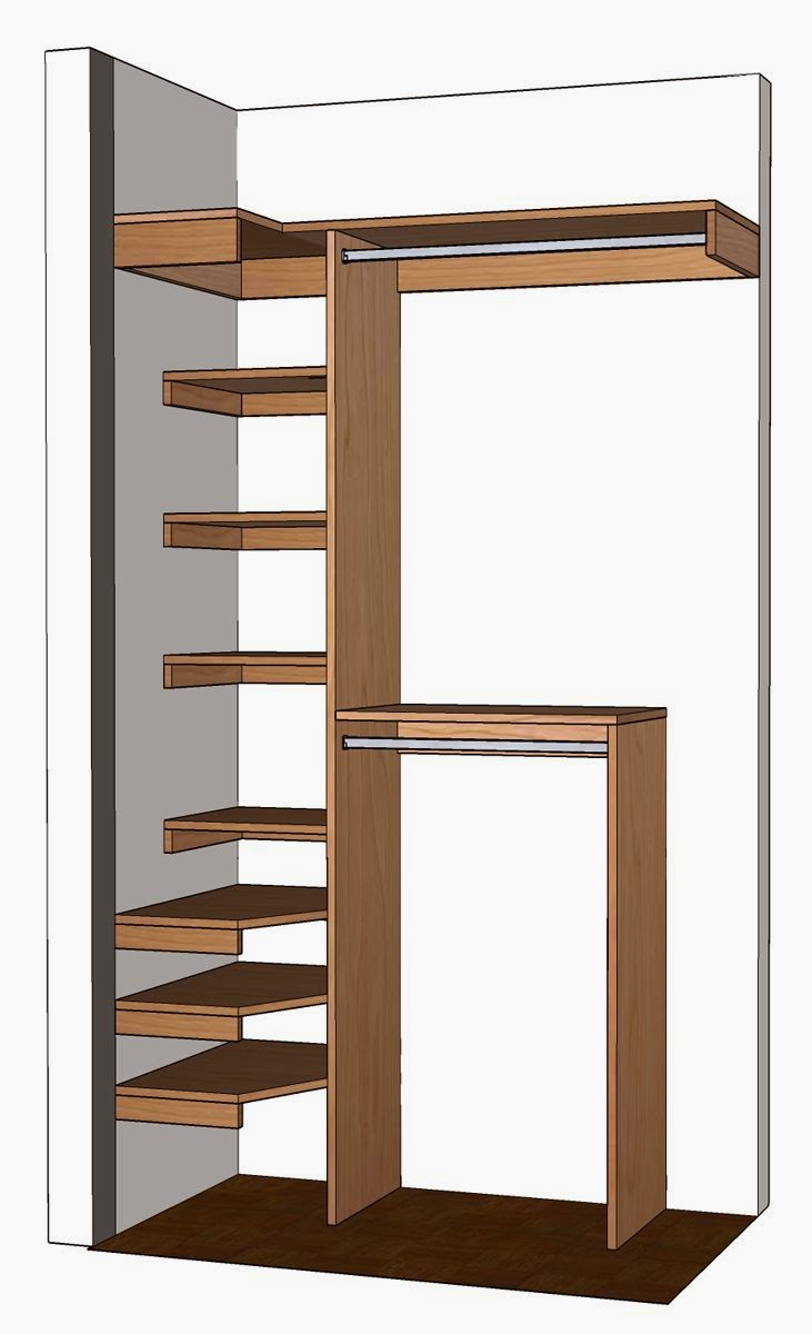 Tall Narrow Wardrobe Closet
