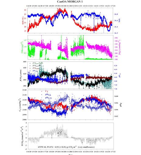 16 MONTHS OF DATA (CanOA MORGAN-1)