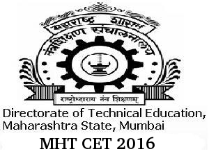 MHT CET 2016 Hall Ticket Download, MHTCET Admit Card