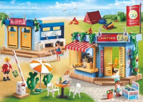 Playmobil camping