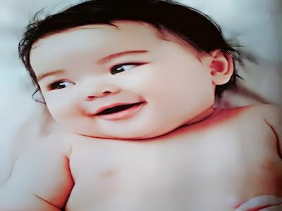 Gambar 2 Arti Senyum Bayi Dan Cara Bayi Belajar Senyum