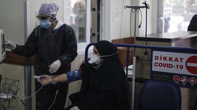 Ιατρικός Σύλλογος Τουρκίας: Είναι ψεύτικοι οι αριθμοί με τα κρούσματα κορωναϊού