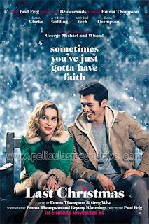 Last Christmas (2019) [Latino-Ingles] [Hazroah]