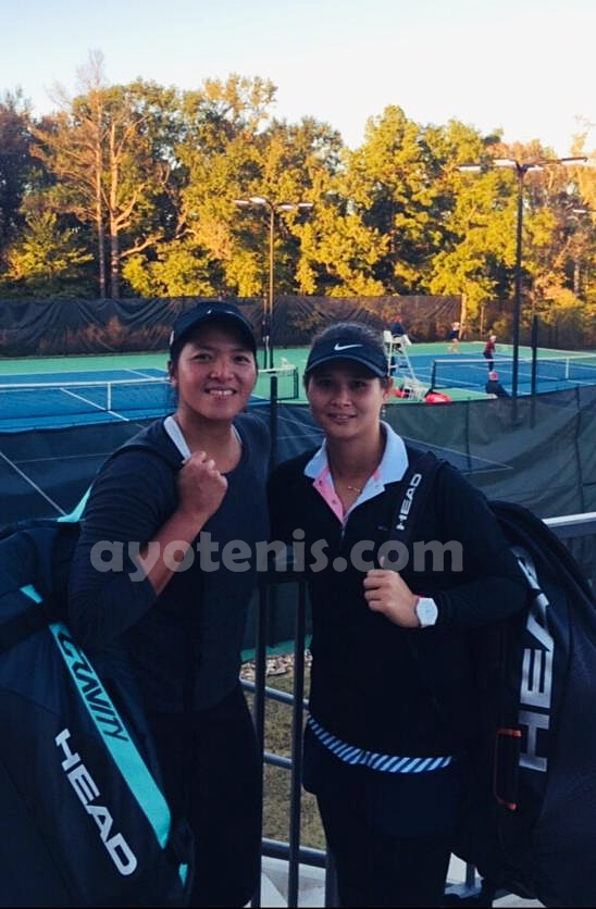Libas Unggulan 1, Beatrice/Jessy Melaju ke Final RBC Pro Challenge, Amerika Serikat.- Jessy: One Of Our Best Match..