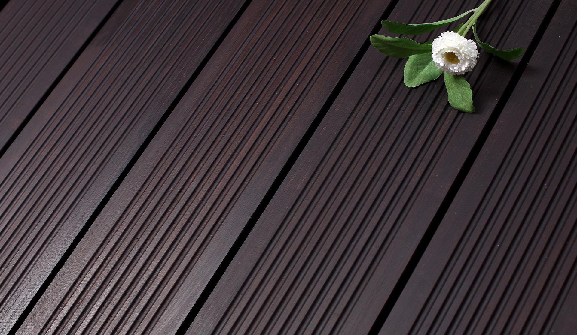 Bamboo flooring is an ecological choice