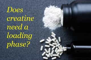 Does creatine need a loading phase? Creatine types and explanation. Creatine myths - fashion fitify