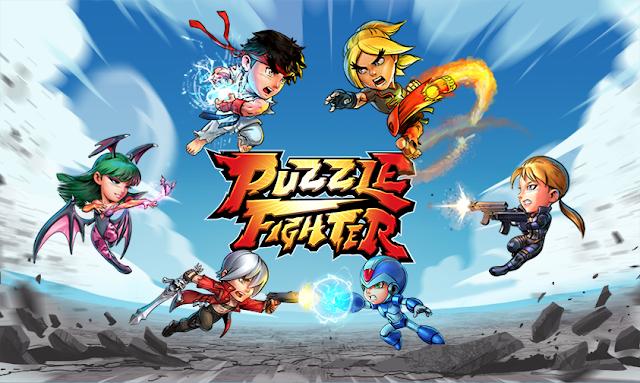 Capcom Shutting Down Puzzle Fighter