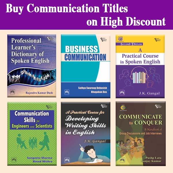 PHI Learning Communication Titles