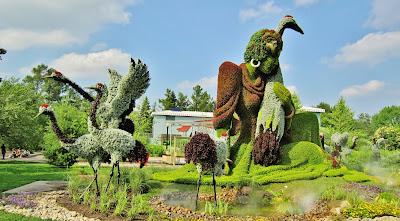 Botanical Garden of Montreal