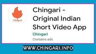 how to download chingari app