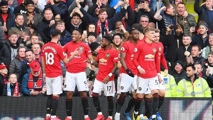 Setan Merah Menangi Derby Manchester 2-0