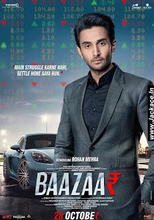 Baazaar First Look Poster 1