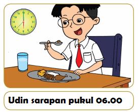 Udin sarapan pukul 06.00 www.simplenews.me