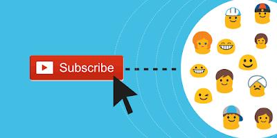 Cara cepat mendapatkan banyak Subscriber Youtube secara alami dan aman