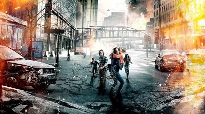 Gran Terremoto 9 Grados 2018 HD 720p latino 1 link, The Quake, Terremoto, El gran terremoto poster box cover