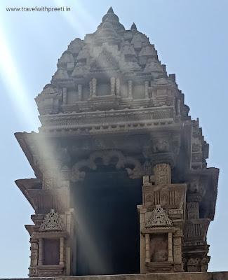 जवारी मंदिर खजुराहो - Javari Temple Khajuraho