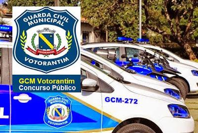 apostila Concurso Prefeitura de Votorantim GCM 2017