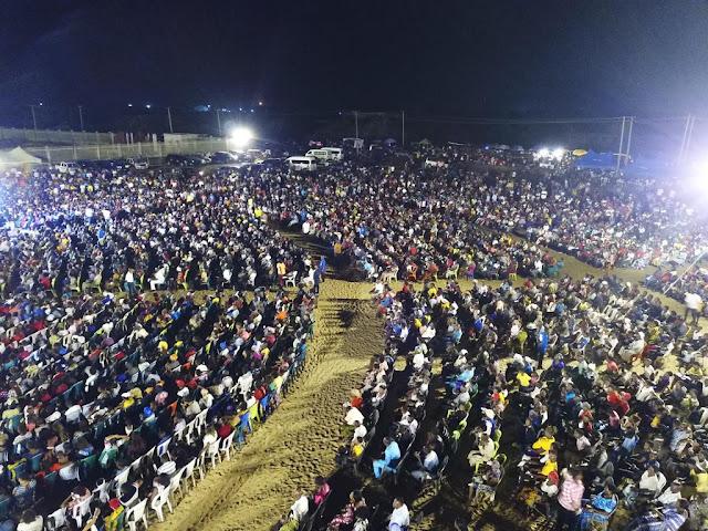 Prophet Jeremiah Omoto Fufeyin makes history in Bayelsa