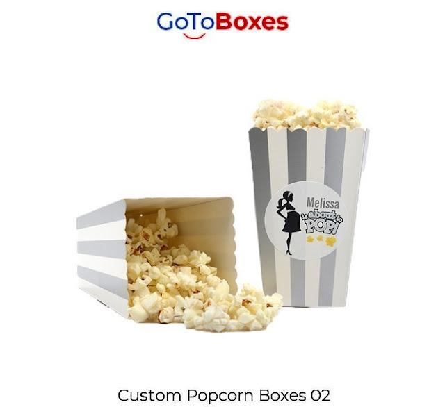 Popcorn Boxes Wholesale,