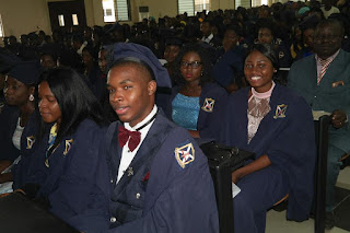 Ajayi Crowther University Matriculates 500 Students for 2018/2019 Session