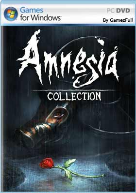 Amnesia Videogame Collection (2010-2013) PC Full Español