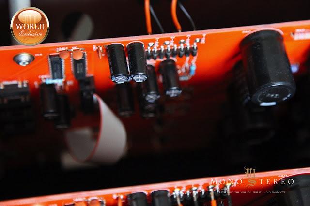 Mono and Stereo High-End Audio Magazine: GRANDINOTE GENESI ULTIMATE