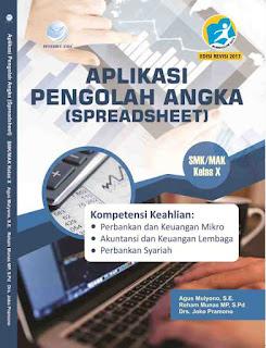Aplikasi Pengolah Angka Spreadsheet SMK/MAK Kelas X