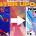 NBA 2K21 Roster Update to NBA 2K22 by Shuajota