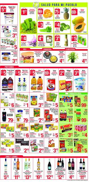 fda5e3f19 Especiales en los Supermercados Pueblo válidos del 24 al 30 de octubre de  2018 (marca la imagen para ver en tamaño grande)