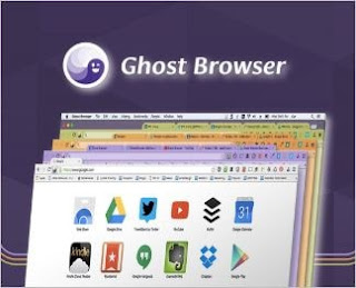 مستعرض, الويب, جوست, بروسير, Ghost ,Browser, اخر, اصدار
