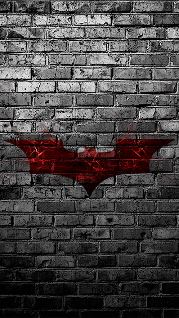Batman Logo Wallpaper iPhone 7 Plus