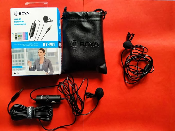 Best Mic For Youtube in India Under 1000 - Boya By M1 Review