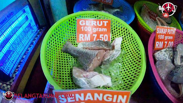 Harga Ikan dan Seafood Ikut Timbang Gram