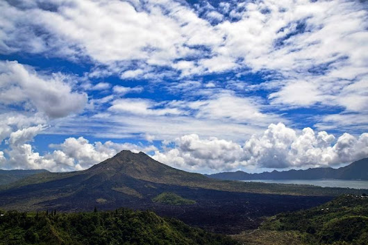 [Kintamani tour price] Cost full-day trip visit volcano-lake Batur Bali